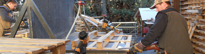 réparation-de-palettes-en-bois