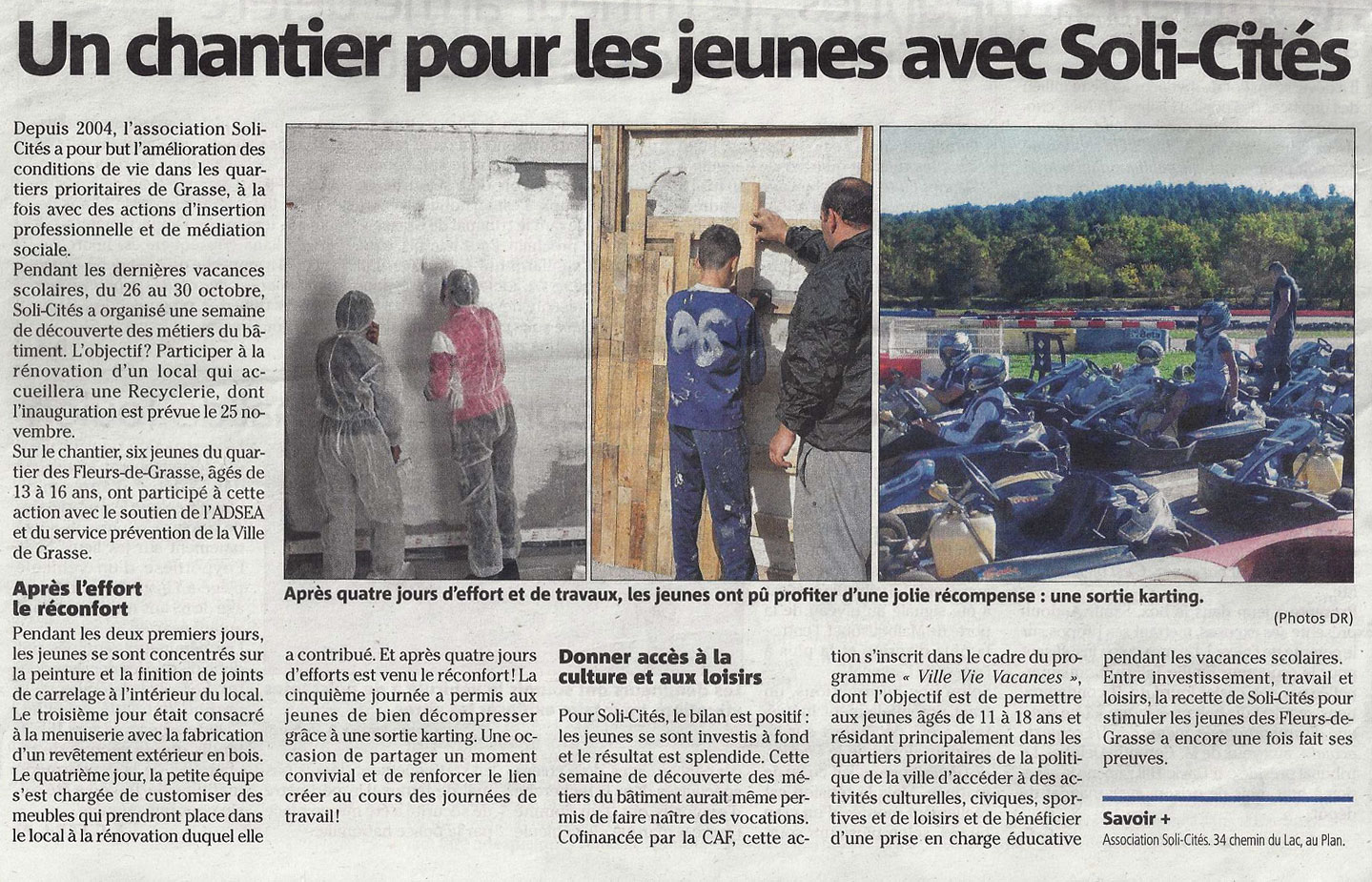 article nice matin vvv
